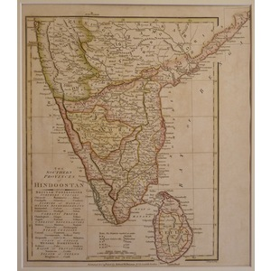 The southern provinces of hindoostan - wilkinson, 1808