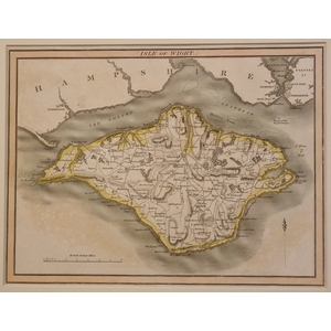Isle of wight - thomson 1817