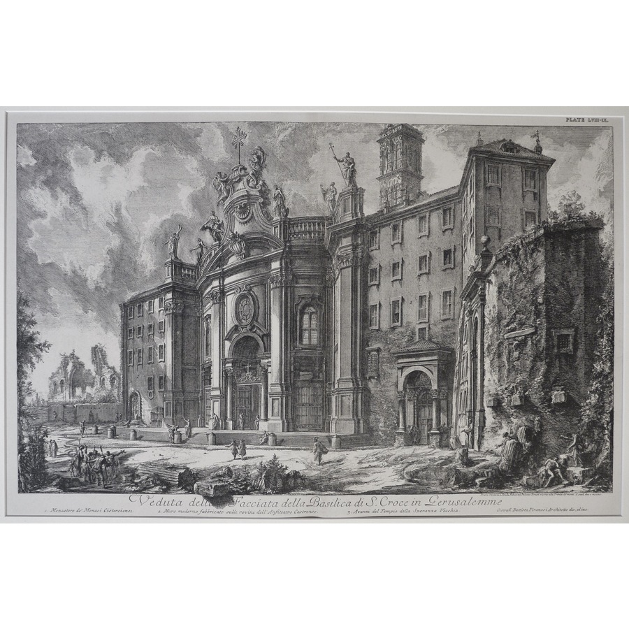 View of the façade of the Bas. | Storey's