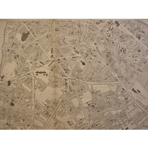London - South Central Sheet, 1863