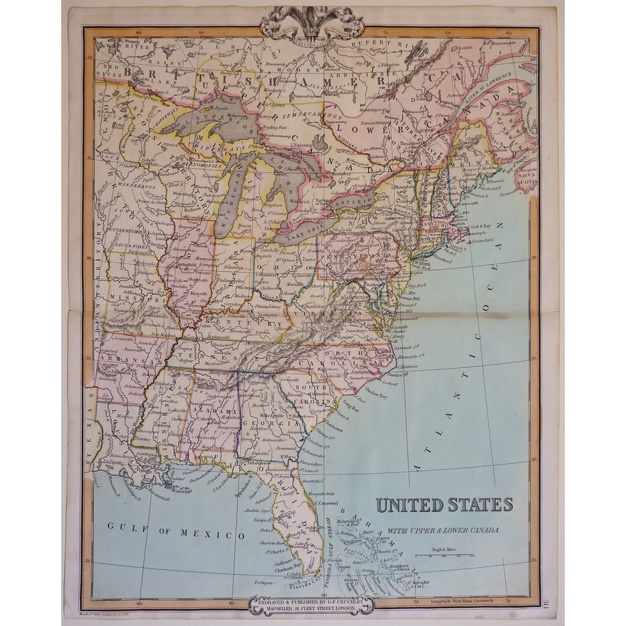 United States with Upper & Lo. | Storey's