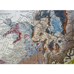 Geological Map of England and.   Storey's