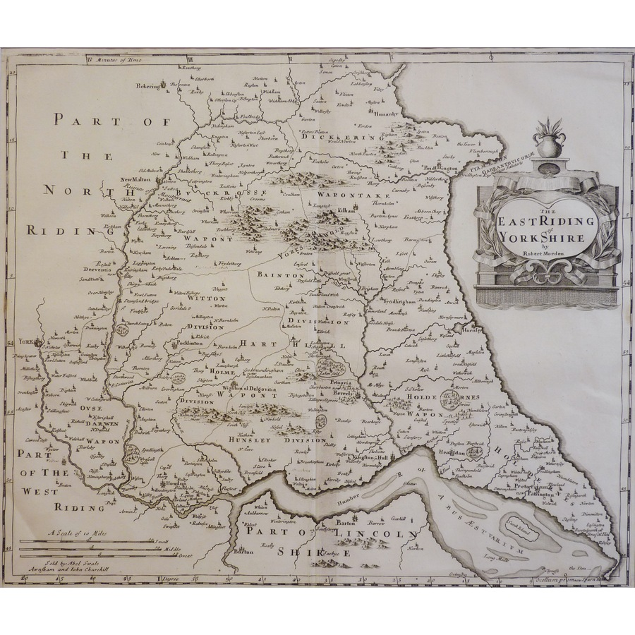 The East Riding Of Yorkshire . | Storey's