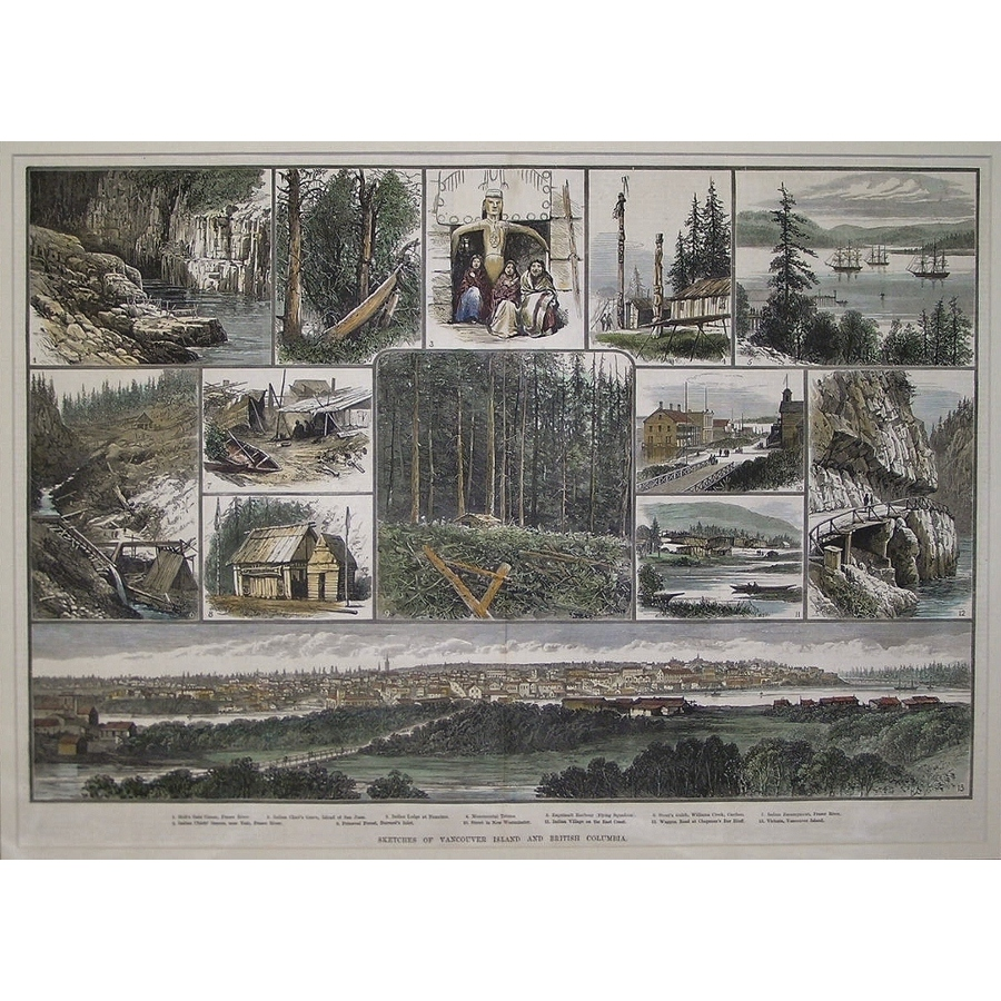 Sketches of vancouver island . | Storey's