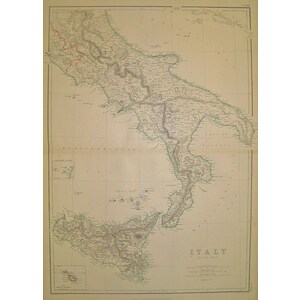 Italy (south part) - blackie
