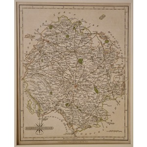 Herefordshire - cary 1793