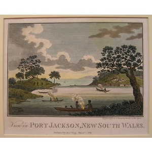 View in port jackson, new south wales