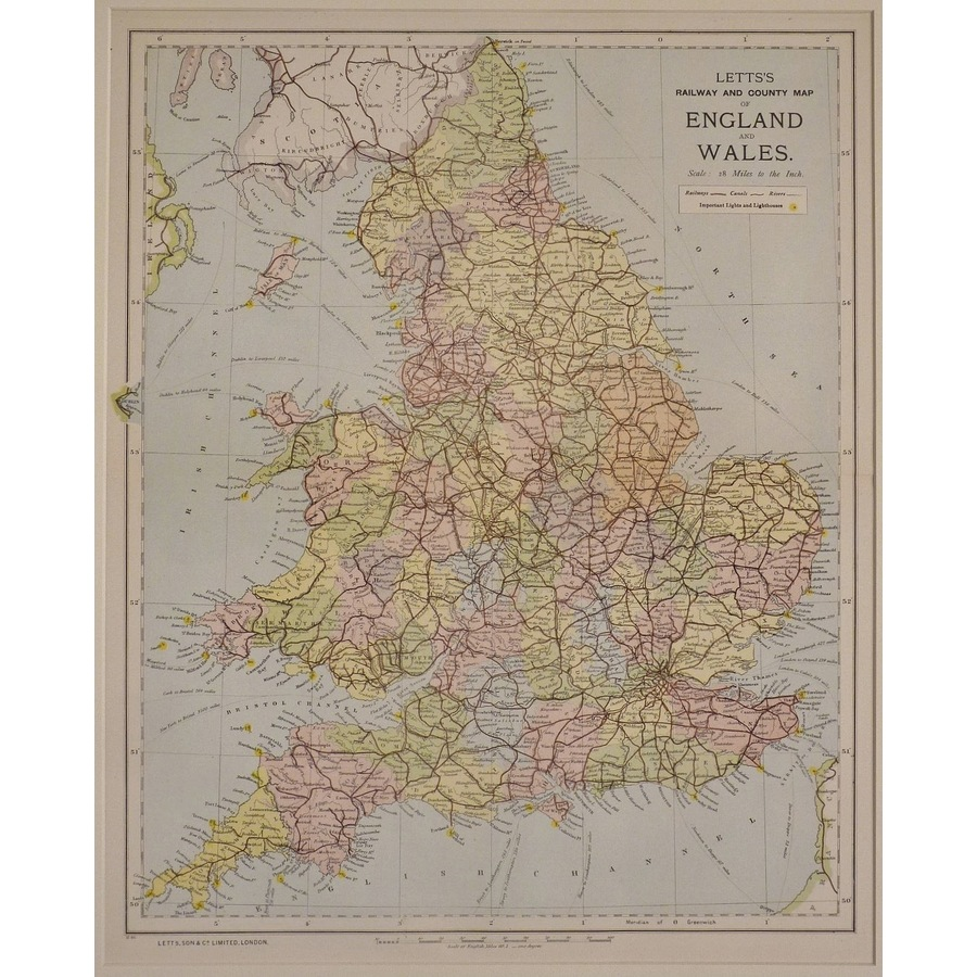 England and wales | Storey's