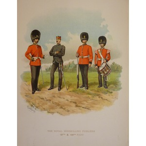 The royal inniskilling fusiliers (27th & 108th foot)