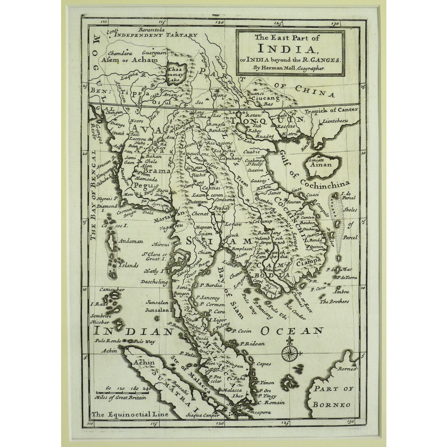 The east part of india, or in. | Storey's