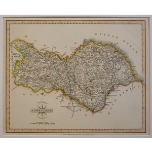 Yorkshire, north riding of - cary, 1793