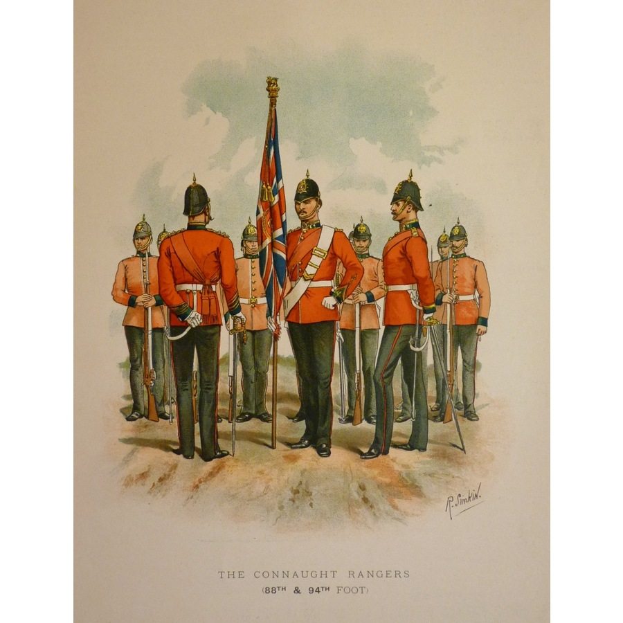 The connaught rangers | Storey's
