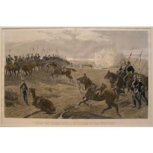 After the charge - ulundi, an episode of the zulu war
