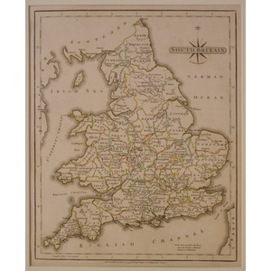 South britain - j. Cary, 1793
