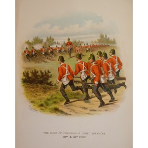 The duke of cornwalls light infantry (32nd & 46th foot)