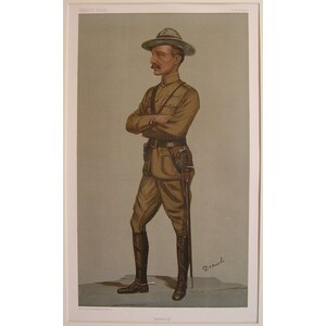 General robert stephenson smyth baden-powell