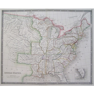 United states - teesdale 1844