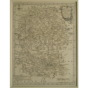 A new map of wiltshire - kitchin