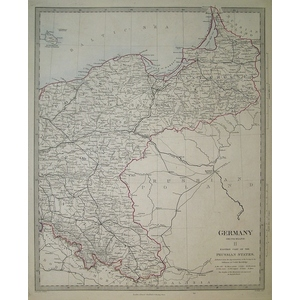 Germany - north east - sheet 2