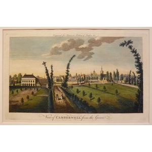View of camberwell from the grove
