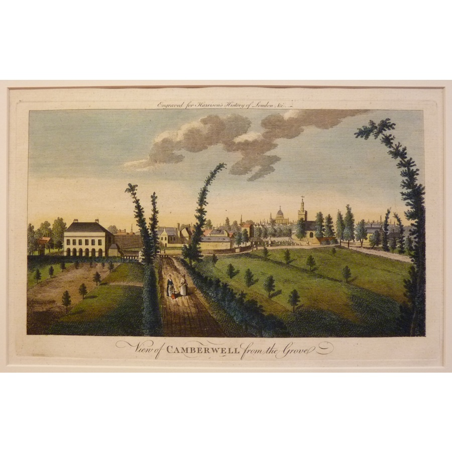 View of camberwell from the g. | Storey's