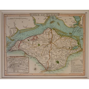 Isle of wight - nightingale, 1816