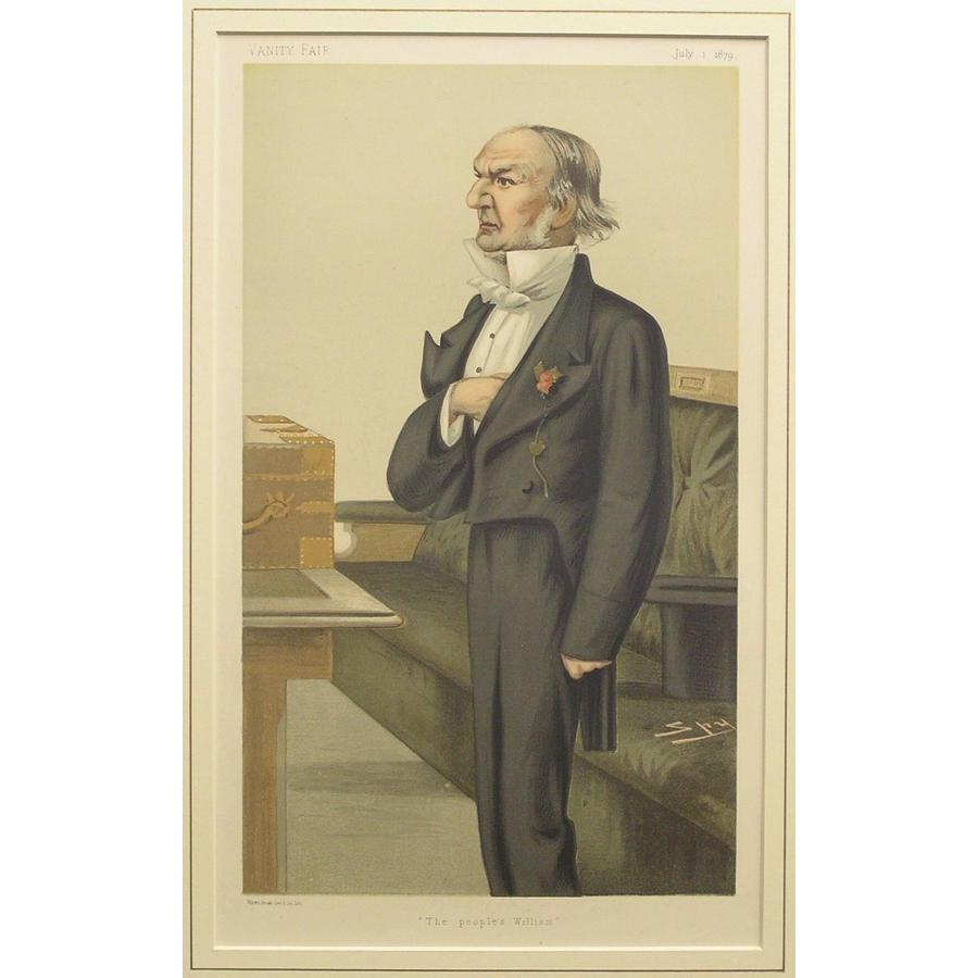 The right honourable william .   Storey's