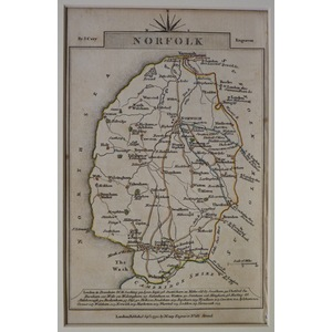 Norfolk - cary, 1792