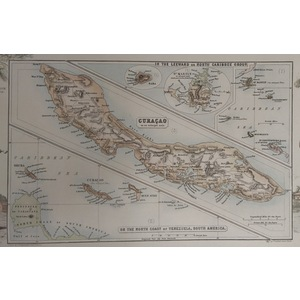 Dutch possesssions in south america and the west indies