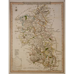 Buckinghamshire - nightingale, 1816