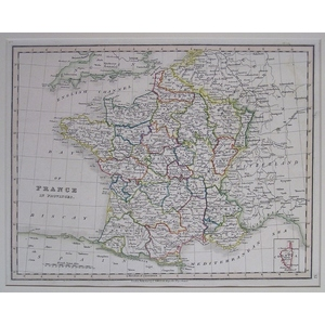 France in Provinces - Smith, 1833