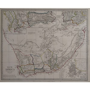 South africa - sduk, 1846
