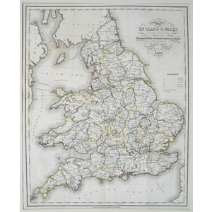 England and wales - lewis, 1844