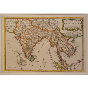 An accurate map of the east indies, from the latest improvements - 1778