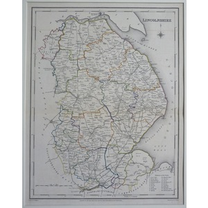 Lincolnshire - lewis, 1848