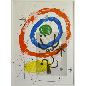Carton no. 7 - Joan miro