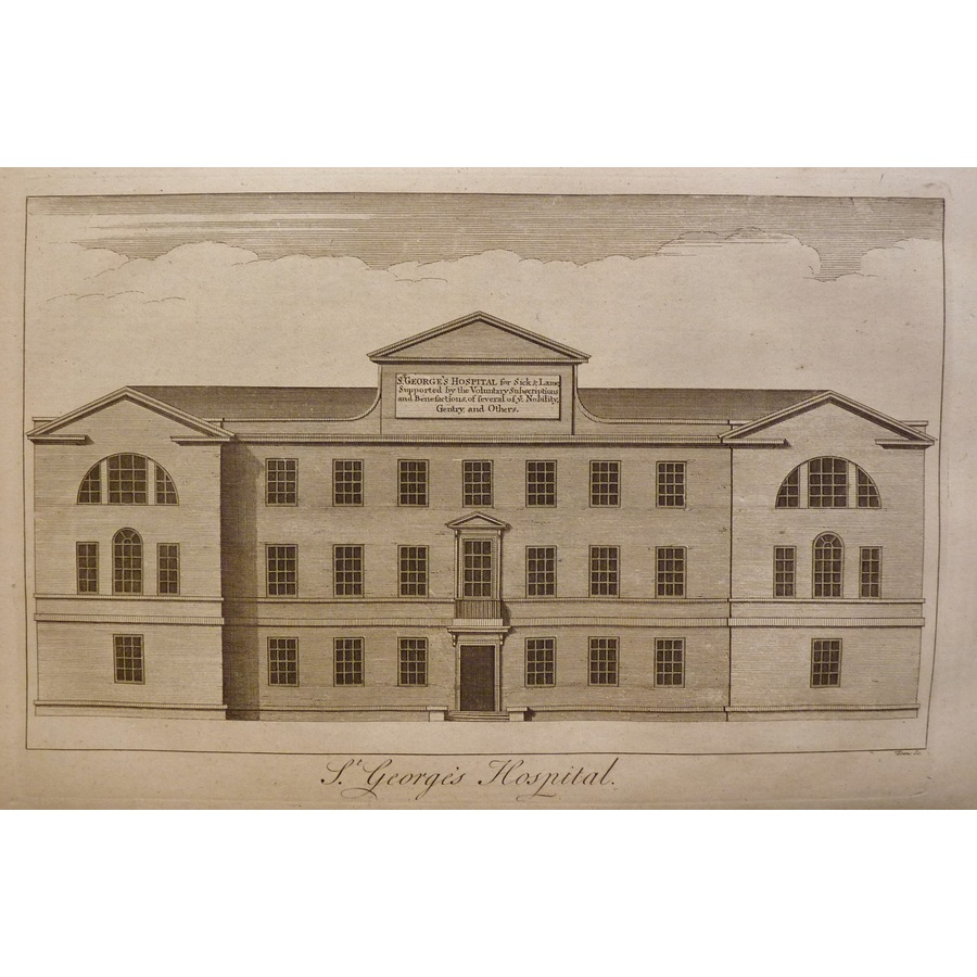 St. Georges hospital | Storey's