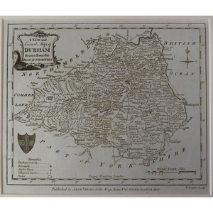 A new map of durham