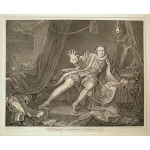 The garrick in the character of richard the 3rd