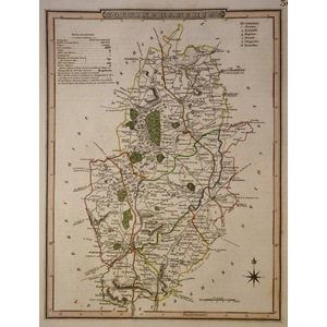 Nottinghamshire - nightingale, 1816