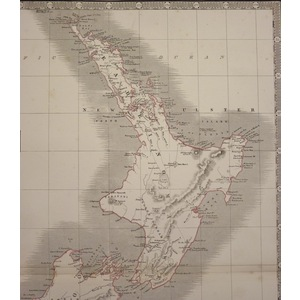New zealand - a.K. Johnston, 1845