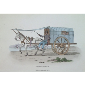 *plate xxxiii - a chinese carriage