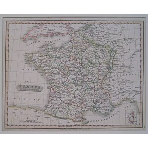 France in Provinces - Smith, 1808