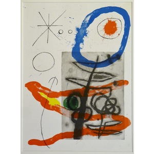 Carton no. 15 - Joan miro