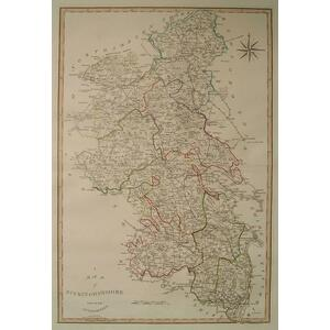 A map of buckinghamshire