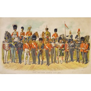 The british army 1837-1897