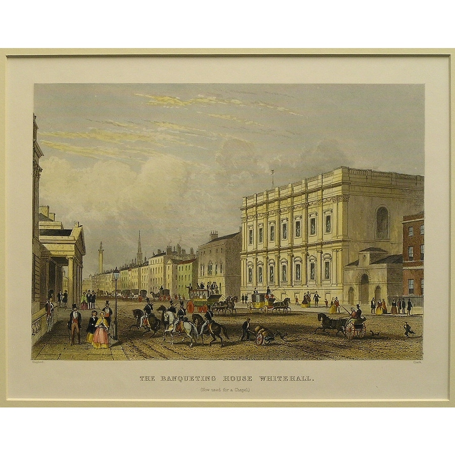 The banqueting house whitehall | Storey's