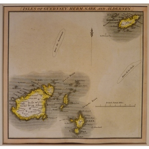 Isles of guenrsey, herm, sark and alderney