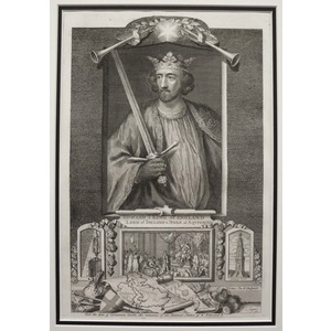 Edward i, king of england, lord of ireland & duke of aquitaine