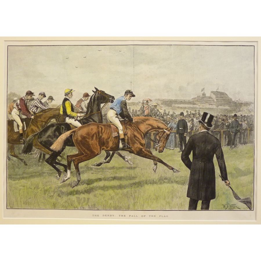 The derby: the fall of the fl.   Storey's